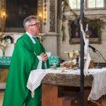 Pirmosios šventosios Mišios Veiviržėnų parapijoje