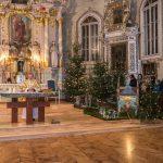 Šv. Kalėdos Veiviržėnų bažnyčioje