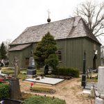 Šv. Mišios kapinių koplyčioje