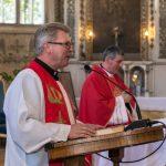 Bažnyčios Dangiškojo globėjo Mato atlaidai