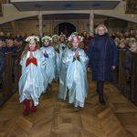Šv. Kalėdų iškilmė Veiviržėnuose