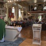 Vasaros atlaidai Veiviržėnų bažnyčioje